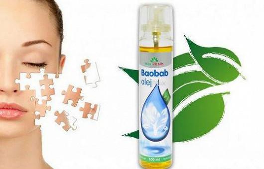 BIO Baobabový olej – to nejlepší pro vaši pleť