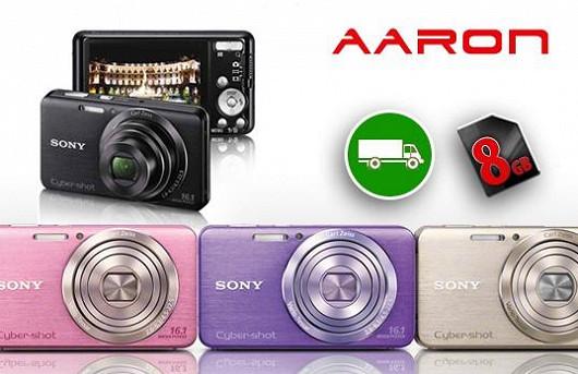 Fotoaparáty Sony nezklamou