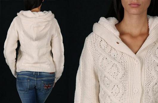 Základ zimního outfitu: Pořádný svetr