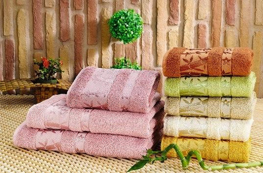 Hit letošních vánoc – bambusové ručníky