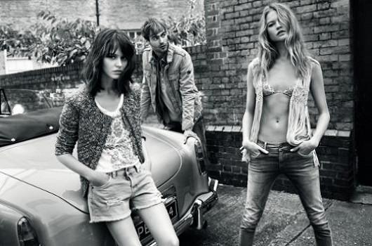 Kolekce Pepe Jeans pro jaro a léto 2014 je tady!