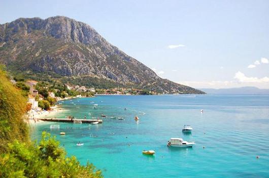 Osmidenní dovolená na nejkrásnější chorvatské riviéře