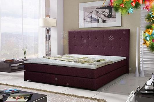 Luxusní pohodlí dvojitých pružin si může užít každý. Nestojí víc než 10 tisíc!
