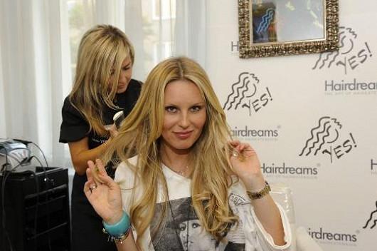 Prodlužování vlasů