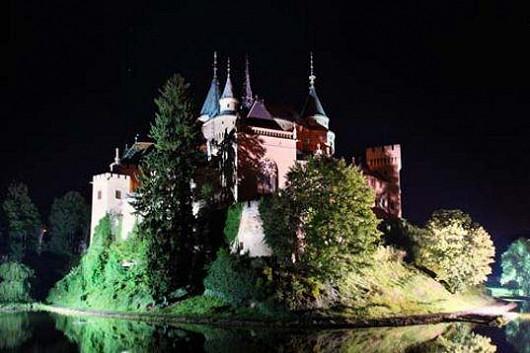 Pohádková 3denní dovolená pro 2 osoby na jednom z nejkrásnějších zámků střední Evropy