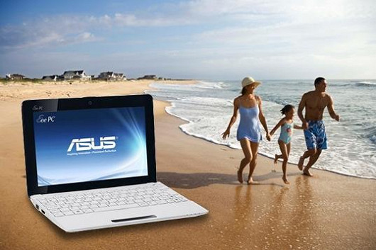 Řekněte neee drahým netbookům s ASUS EEE PC 1015BX