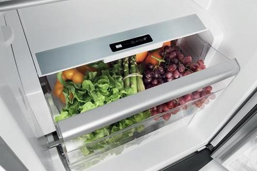 Dokonalé chlazení v celém prostoru chladničky