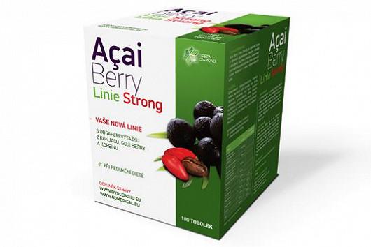Acai Berry doporučujeme pro zdravé hubnutí a bez jarní únavy