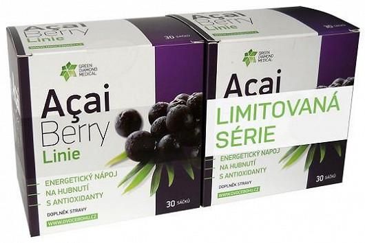 Výhody Acai Berry Linie