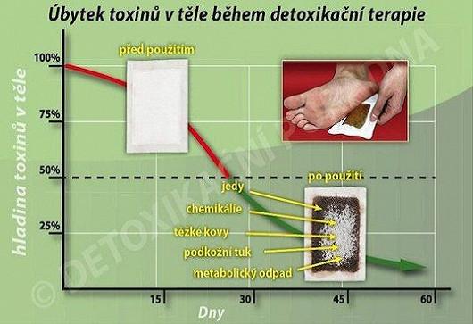Detoxikační terapie Detox Pharma