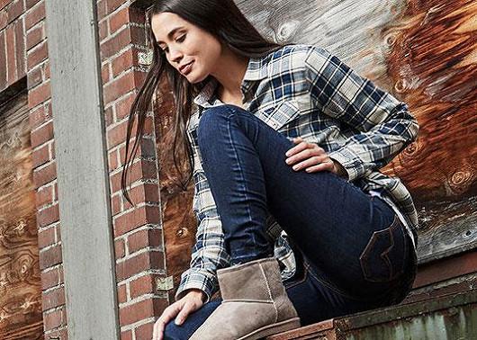 Jeans kalhoty pro maximální pohodlí