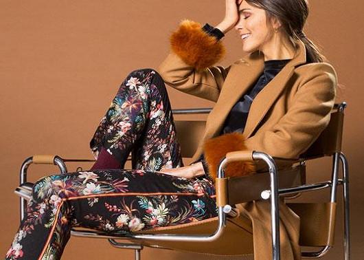 Elegantní kalhoty do zaměstnání i do divadla