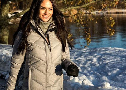 Volnočasový kabát, který v zimě nesundáte