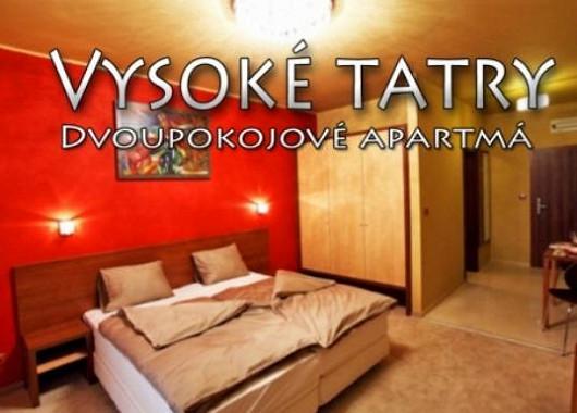 Eurovíkend nebo sedm dní ve Vysokých Tatrách ve čtyřhvězdičkovém hotelu se slevou 73 %!