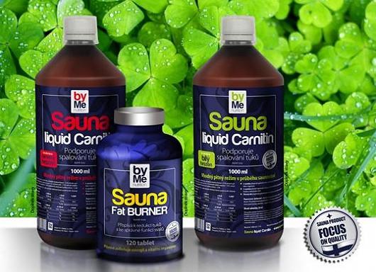 AKCE 2+1 zdarma Sauna Liquid Carnitin