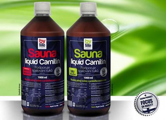 Sauna Liquid Carnitin 90 000 mg