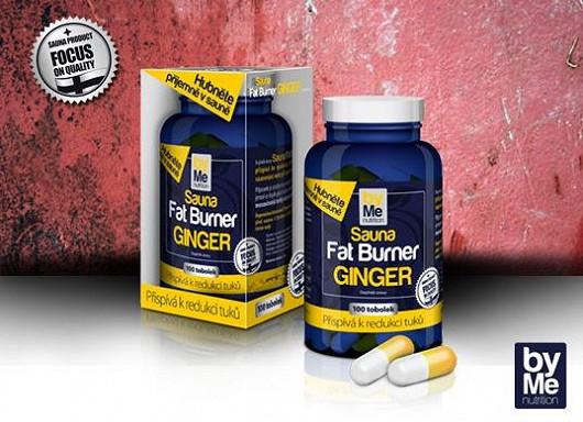 Sauna Fat Burner GINGER