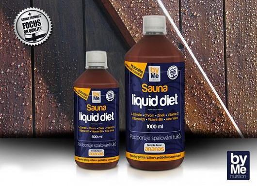 Sauna Liquid Diet