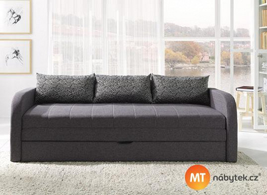 Moderní multifunkční a oblíbený gauč pod 5 tisíc korun? Prosím, máte ho mít
