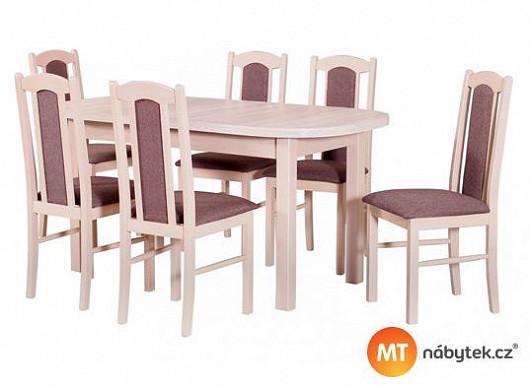 Potkávejte se u parádního jídelního setu. Protože společné stolování utužuje rodinné vztahy