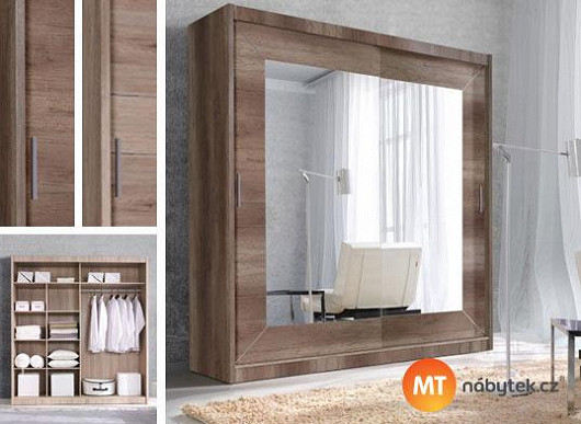 """""""Paráda, jsem fakt spokojená,"""" říká Martina o nové zrcadlové skříni. Líbí se vám také?"""