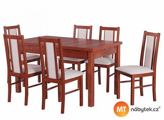 Užívejte si společné chvíle u prostorného stolu nejen při svátečních příležitostech