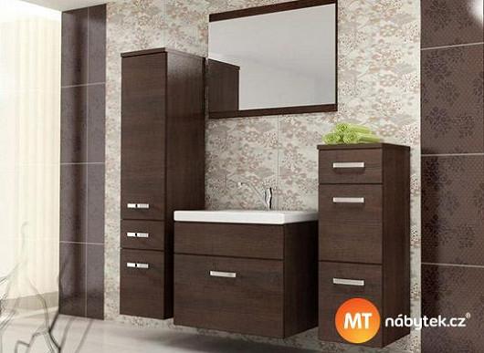 Nenechte vlhkost ničit vaši koupelnu. Závěsná sestava za parádní cenu vydrží déle