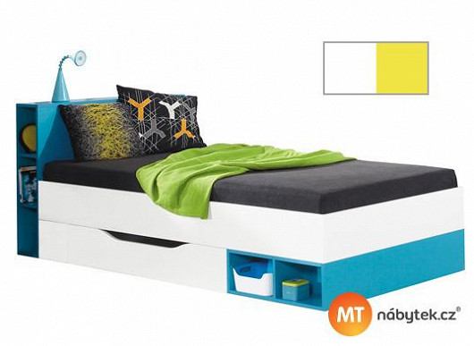 Chytrý nábytek pro chytré děti, aneb když postel slouží nejenom na ležení a spánek