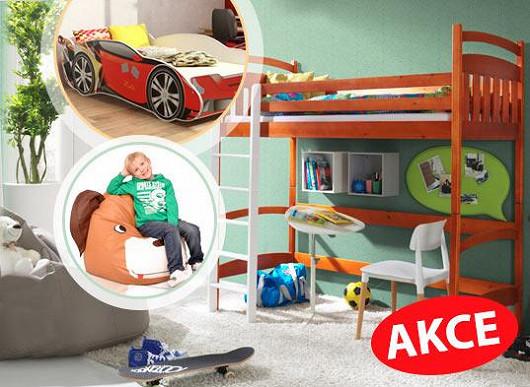 Přes 400 modelů dětského nábytku, 130 kompletních sestav: vše pro vaše nejmilejší