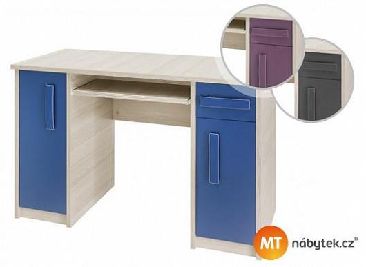 Psací stůl, který dělá z trojek dvojky a z dvojek jedničky. Potěšte svého školáka