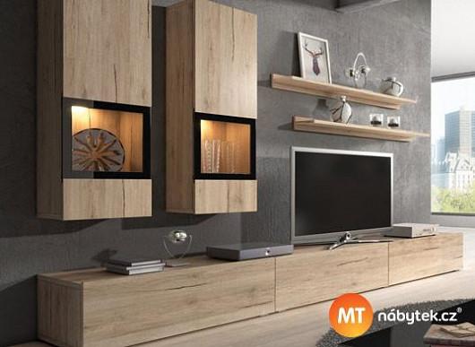 Moderní, praktická a za neuvěřitelnou cenu - stěna, jakou toužíte mít doma i vy