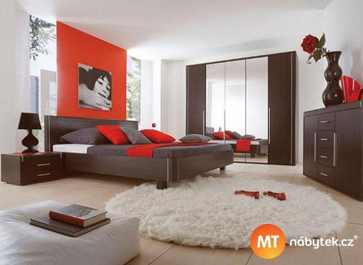 Ložnice, která se přizpůsobí vašim proporcím i rozměrům bytu. Spěte kvalitně a zdravě