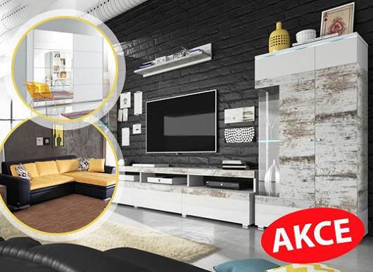 Slevová fronta nad Českem sráží ceny nábytku. Tisíce kousků až o 62 % levněji!