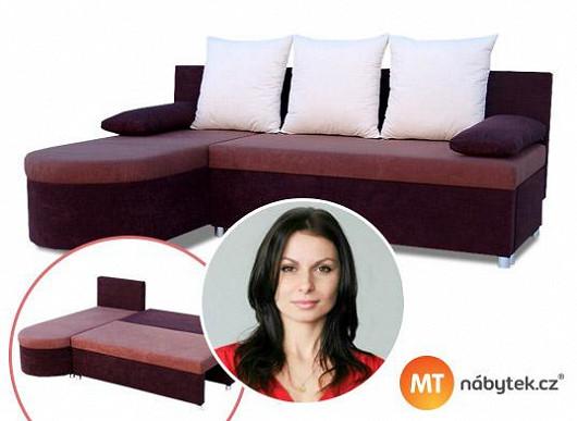 Máme pár rad a sedačku, se kterými i malý obývák proměníte ve stylový pokoj