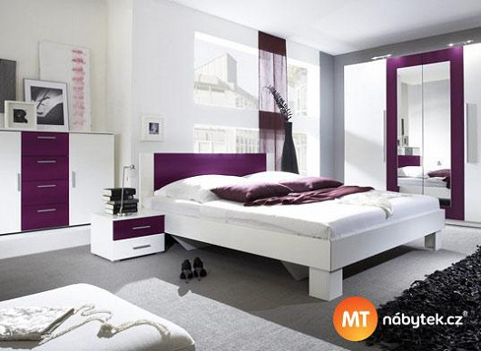 Nepodceňujte kvalitní spánek, má vliv na zdraví. Usínejte v ložnici, která vás bude hýčkat