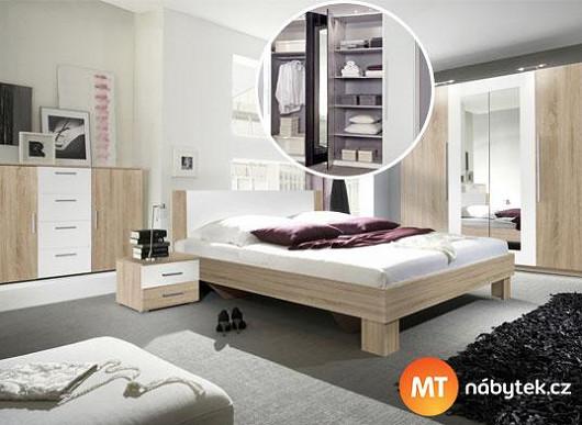 Nechte se hýčkat! Moderní ložnicová sestava pro váš lepší spánek i den