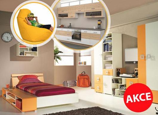 Ceny nábytku padají - 9 a půl tisíce modelů, slevy až 67 % - akce trvá už jen pár hodin!
