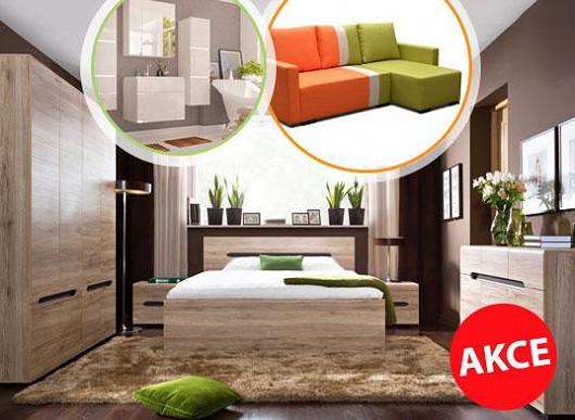 Prásk! Prásk! Je tady velký podzimní hon na nízké ceny nábytku - ulovte si slevu až 73 %