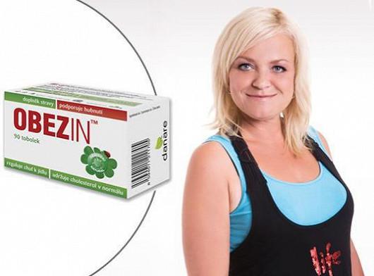 Super akce na Obezin: Dnes za 490 Kč! Sleva také na Obezin after diet a Obezin junior