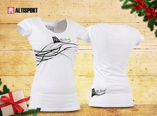 Sportovně elegantní dámské triko Adana