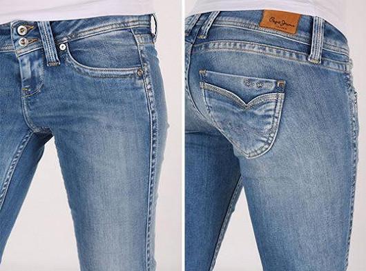Seprané bokové džíny – trefa do černého!