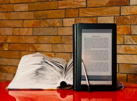 Elektronické čtečky a tablety pro knihomoly