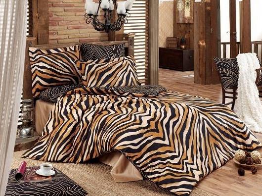 Luxus a divočina u vás v ložnici