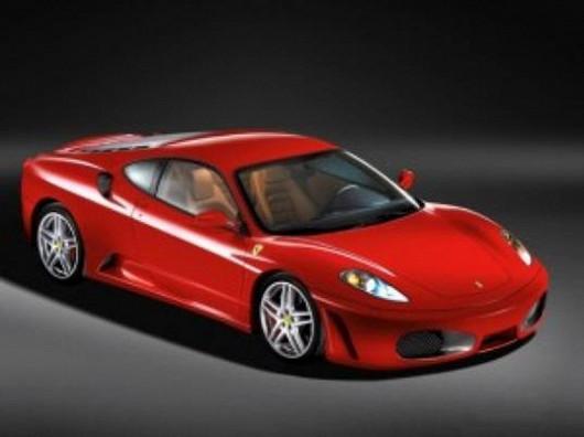 Adrenalinová jízda v luxusním voze