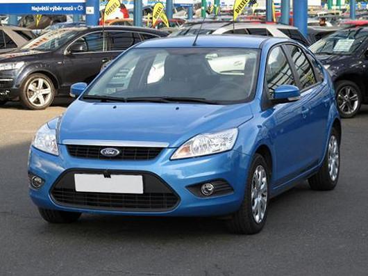 Spolehlivý a elegantní Ford Focus 1.6 16V, z roku 2011, po 1. majiteli, najeto pouze 43 356 km