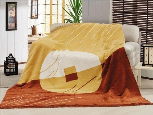 Originální víceúčelová deka