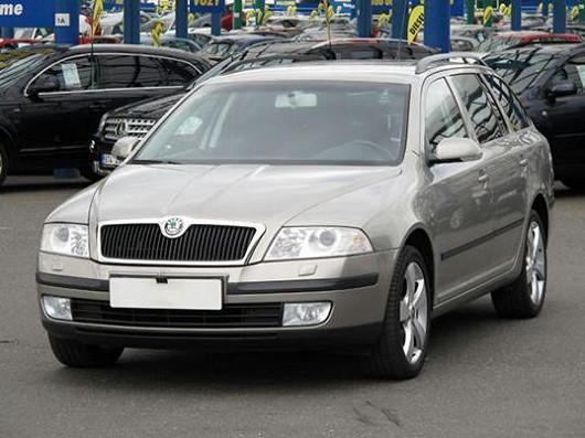 Skvělá Škoda Octavia 1.9 TDI combi, z roku 2007, po 1. majiteli, najeto pouze 100 307 km