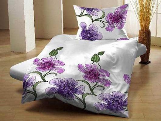 Květinové vzory do vaší ložnice