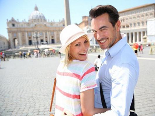 3) Romantický Řím: prázdninový zájezd pro dva