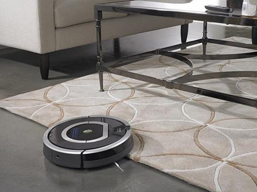 Revoluční inovace: robotický vysavač iRobot Roomba